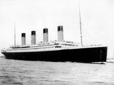 Titanics forlis